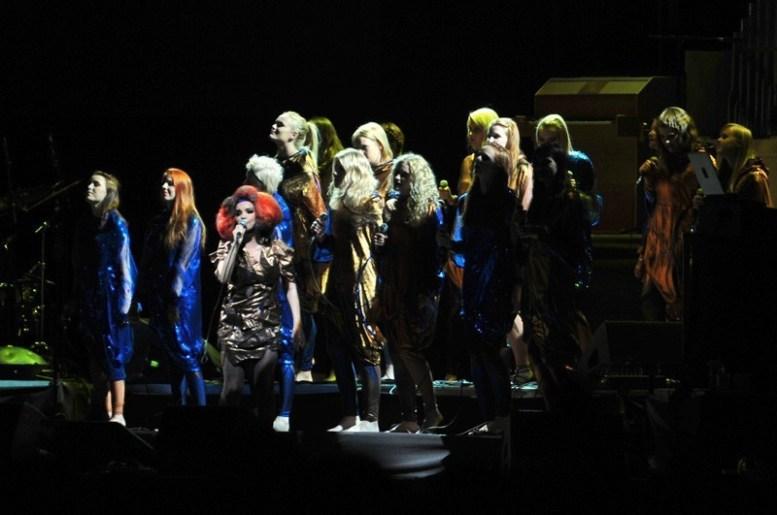 Björk | Lollapalooza Chile 2012 | Fotógrafo: Javier Valenzuela