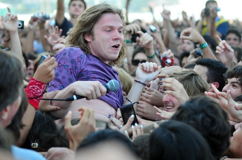 Cage The Elephant | Lollapalooza Brasil | Fotógrafo: Javier Valenzuela