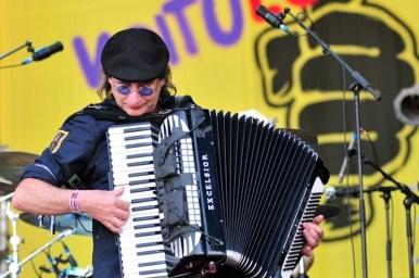 Gogol Bordello | Lollapalooza Chile 2012 | Fotógrafo: Javier Valenzuela