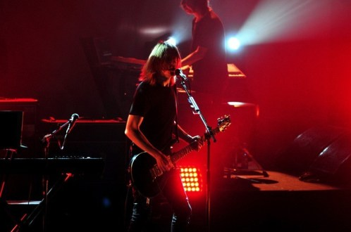 Steven Wilson en Chile | Fotógrafo: Javier Valenzuela