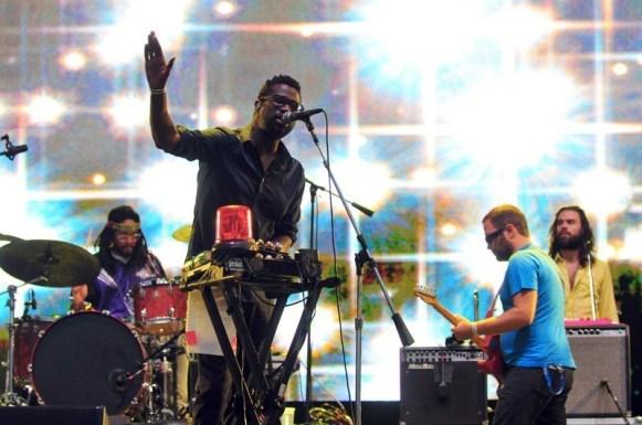TV on the Radio | Lollapalooza Brasil | Fotógrafo: Javier Valenzuela