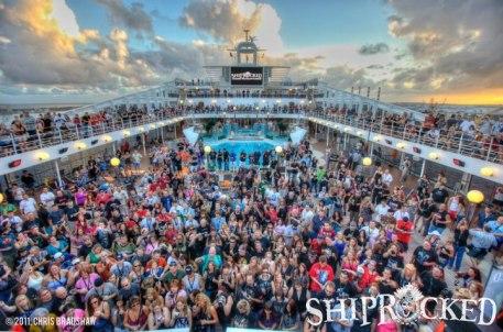 Shiprocked - Noviembre 2012