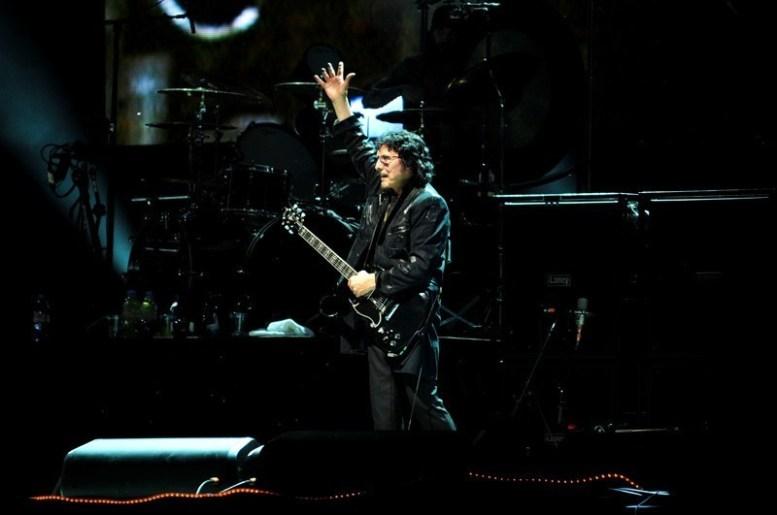 Black Sabbath en Lollapalooza Chicago 2012 | Fotógrafo: Javier Valenzuela