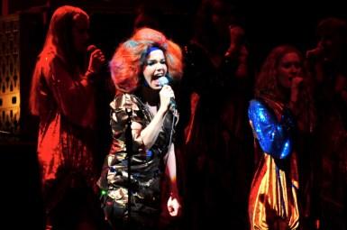 Björk – Lollapalooza Chile 2012 – 31 de marzo