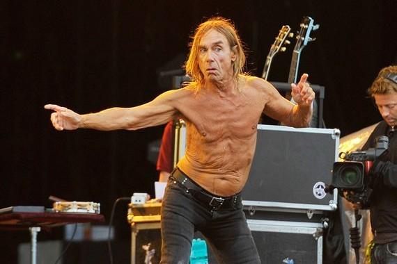 Iggy Pop (65 años)