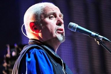 Peter Gabriel (62 años) | Fotógrafo: Javier Valenzuela