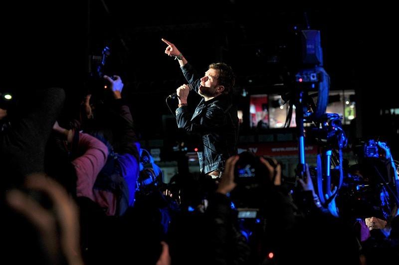 Blur - Vive Latino 2013 - México | Fotógrafo: Javier Valenzuela