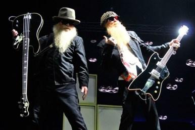 Billy Gibbons y Dusty Hill | Fotógrafo: Javier Valenzuela