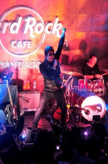 Hard Rock Cafe - Grand Opening | Fotógrafo: Javier Valenzuela