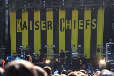 Kaiser Chiefs - Lollapalooza Chile 2013 | Fotógrafo: Javier Valenzuela