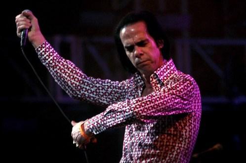 Nick Cave & The Bad Seeds - Coachella 2013   Fotógrafo: Alejandro Meléndez
