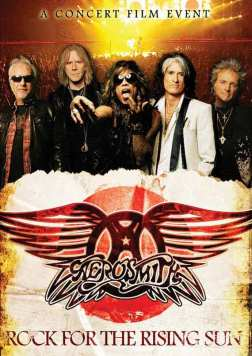 Aerosmith - Rock for the Rising Sun (2013)