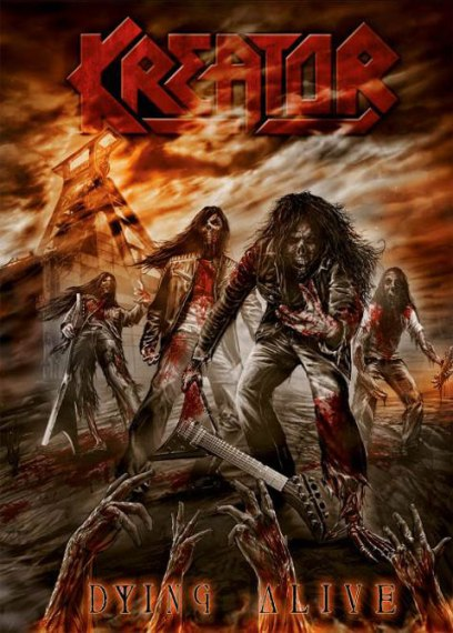 Kreator - 'Dying Alive' - 2013