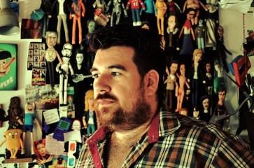 Uriel Valentín, el artista | ©MEDIODESCOCIDO Art Dolls
