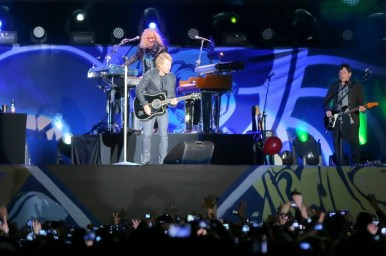 Bon Jovi en Chile 2013 | Fotógrafo: Carlos Müller