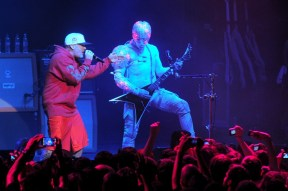 Limp Bizkit en Chile | Fotógrafo: Javier Valenzuela