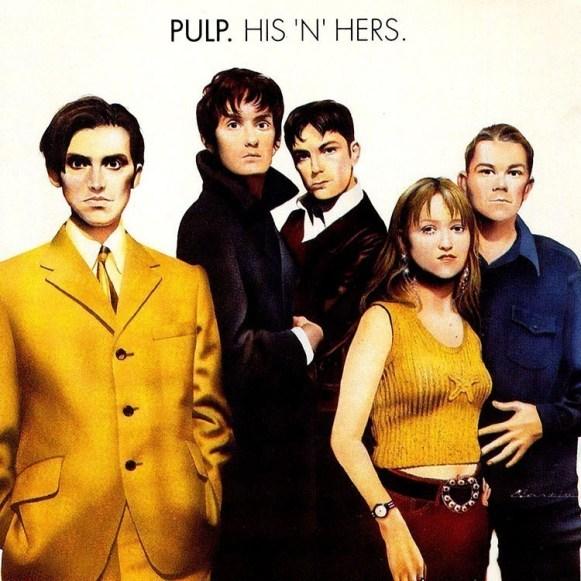 Pulp - 'His 'n' Hers' | 18 de abril 1994