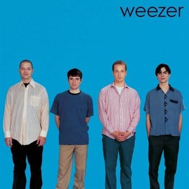 Weezer - 'Weezer' (debut) | 10 de mayo 1994