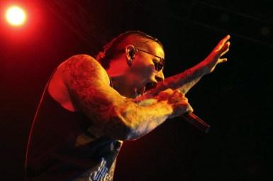 Avenged Sevenfold en Chile   Fotógrafo: Roberto Vergara