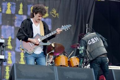 Julian Casablancas - Lollapalooza Chile 2014 | Fotógrafo: Javier Valenzuela
