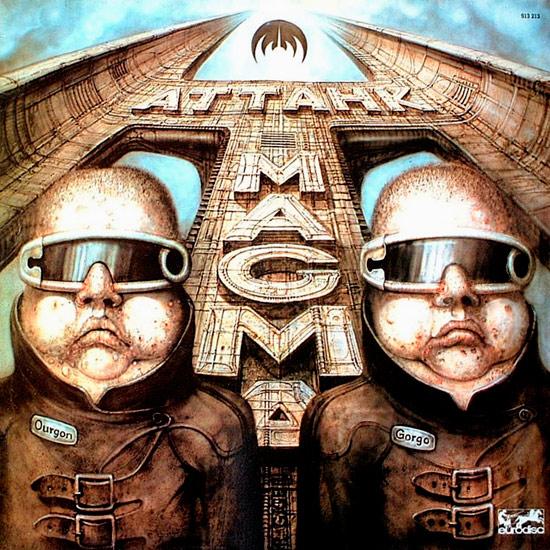Magma - Attahk (1978)