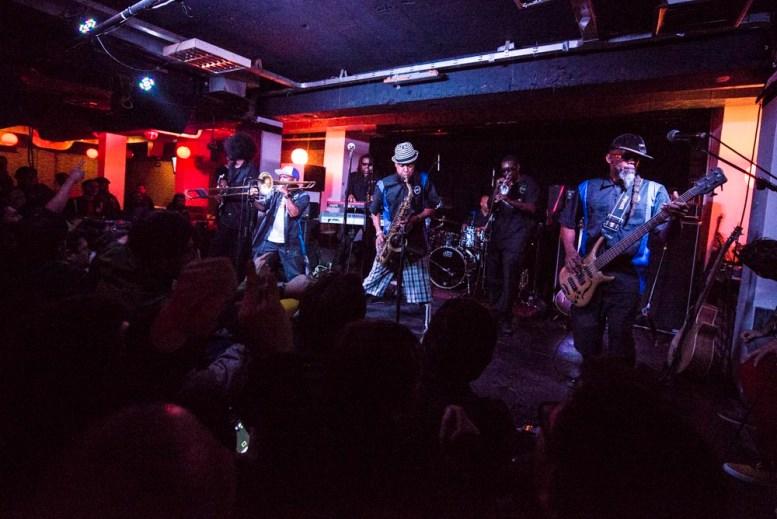 Fishbone en vivo | Fotógrafo: Felipe Cantillana