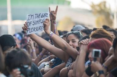 Kasabian - Lollapalooza Chile 2015 | Fotógrafo: Javier Valenzuela