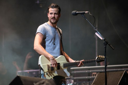 Kings of Leon - Lollapalooza Chile 2015 | Fotógrafo: Javier Valenzuela