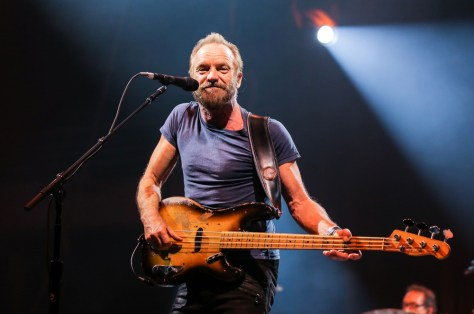 Sting en Chile - Fotógrafo: Carlos Müller