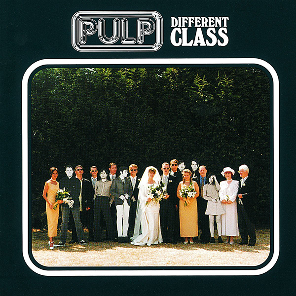 Portada de 'Different Class' de Pulp