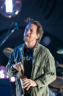 Pearl Jam en Chile   Fotógrafo: Javier Valenzuela