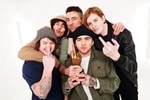 Bring Me The Horizon - NME Awards 2016