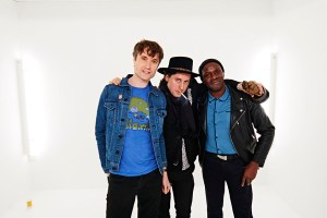 The Libertines - NME Awards 2016