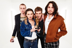Wolf Alice - NME Awards 2016