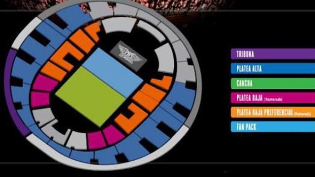 Aerosmith Chile entradas