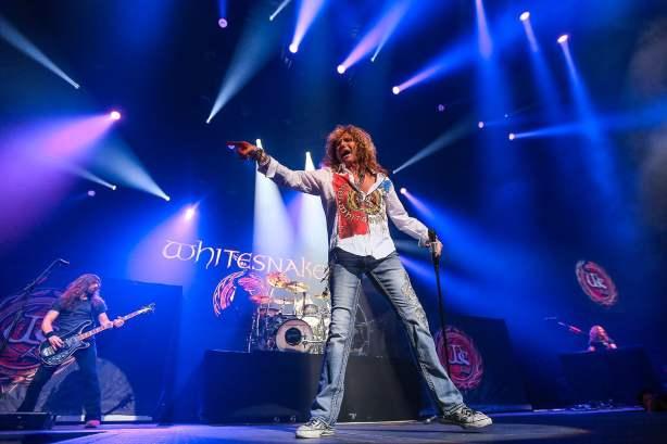 Whitesnake - Scorpions |Fotógrafo: Carlos Müller