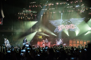 Aerosmith en Chile 2016   Fotógrafo: Miguel Fuentes