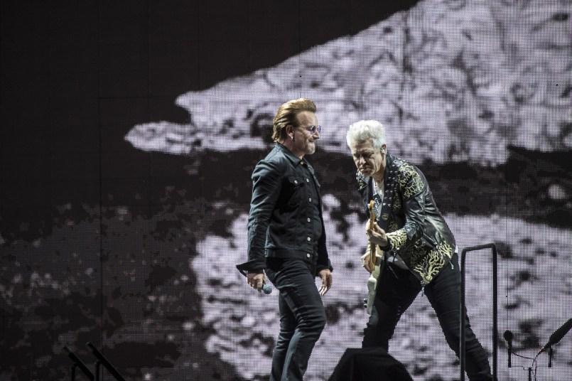 U2 en México - Fotógrafo: Chino Lemus OCESA