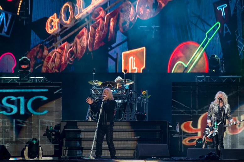 Def Leppard - Stgo Rock City | Fotógrafo: Javier Valenzuela.