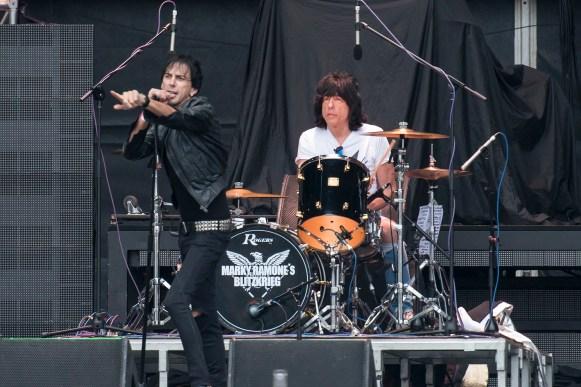 Marky Ramone - Stgo Rock City | Fotógrafo: Javier Valenzuela.