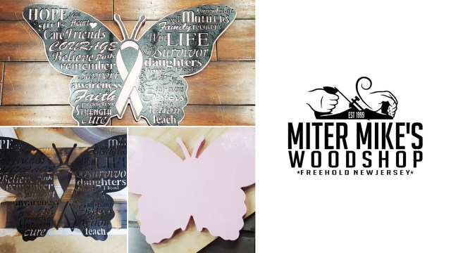 Miter Mike's Woodshop