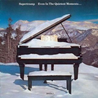 Supertramp - Even In The Quietest Moments (1977)