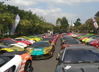 KOmunitas supercar Brotherhood club indonesia