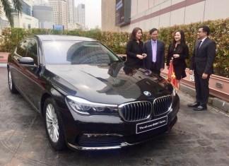 BMW Diplomatic Service
