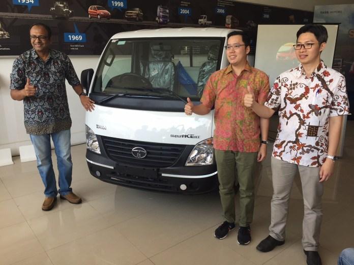 Tata Super Ace HT hadir di Makassar