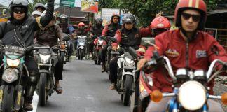 ribuan bikers