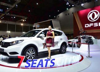 SUV China DFSK Glory 580