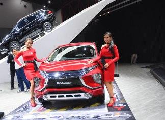 penjualan Mitsubishi Xpander iIMS