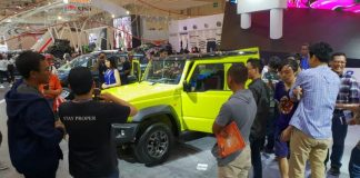 Suzuki stop Inden jimny