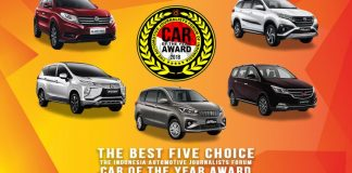 forwot car of the year